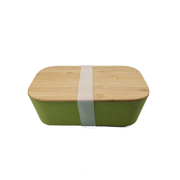 Bamboo Lunch Box - ILIOS Naturals