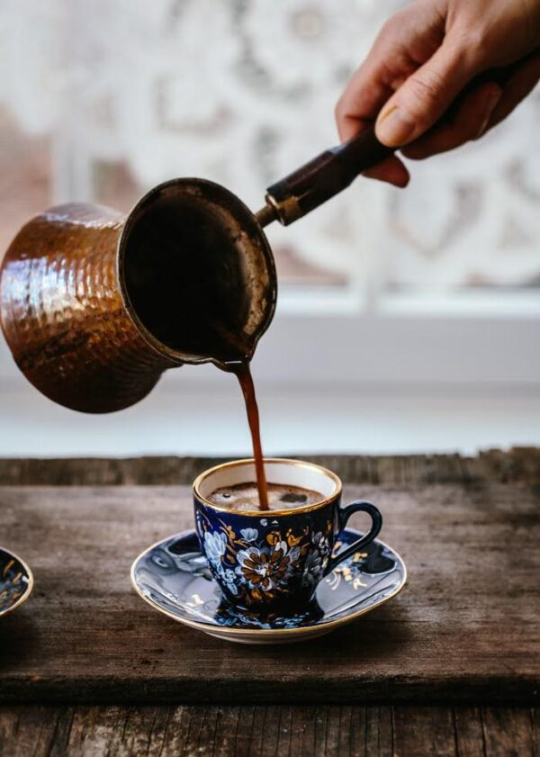 Why the Greek coffee is so famous and special …